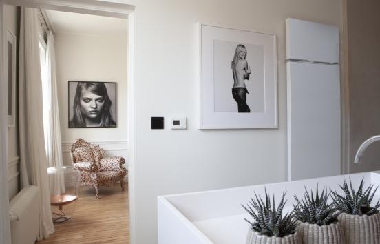 """Schilderwerken #VanSchoorisse/ Achitect """"à propos de lieu"""""""